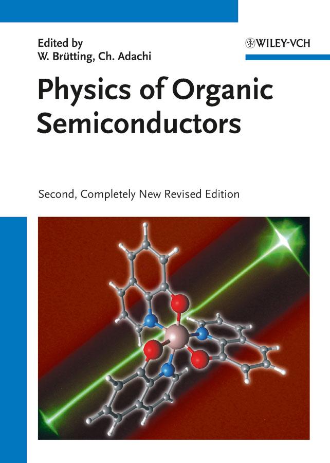 Adachi Chihaya Physics of Organic Semiconductors james chellis mcsa