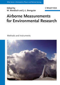 Wendisch Manfred - Airborne Measurements for Environmental Research. Methods and Instruments