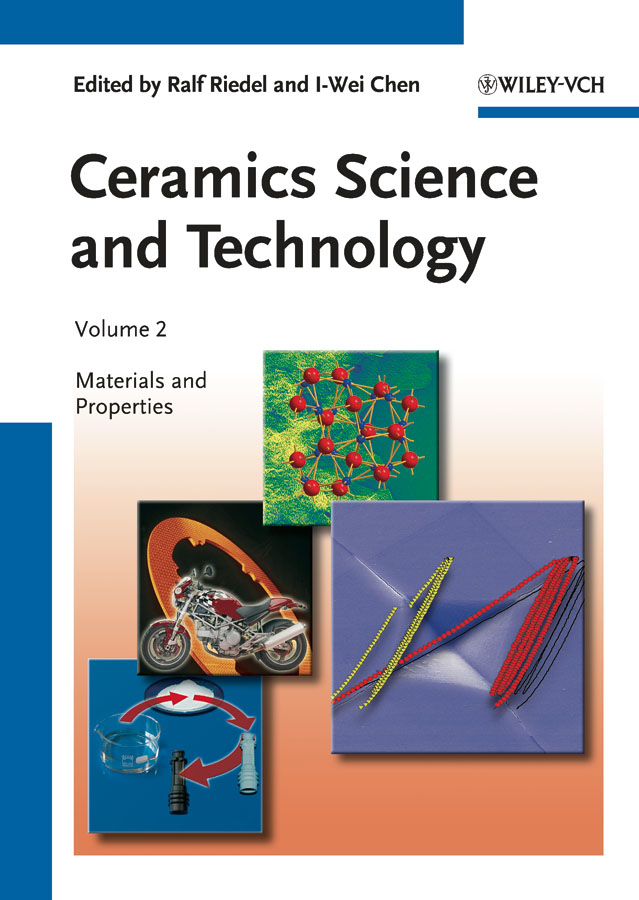 Chen I-Wei Ceramics Science and Technology, Volume 2. Materials and Properties другие beijing legal compass on education science and technology 2015