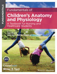 Peate Ian - Fundamentals of Children's Anatomy and Physiology. A Textbook for Nursing and Healthcare Students