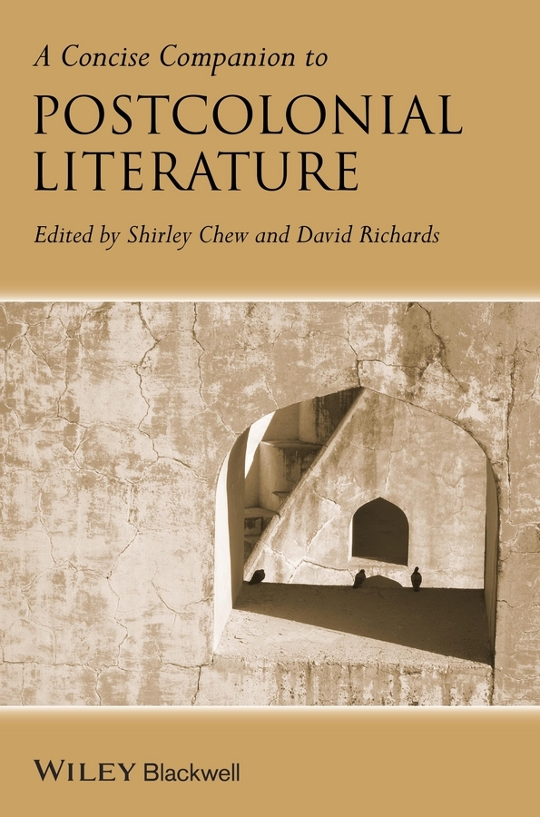 Chew Shirley A Concise Companion to Postcolonial Literature gender culture and politics in punjab a perspective