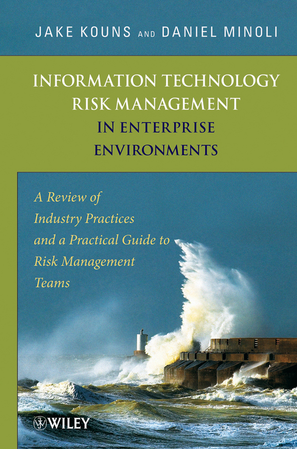 Minoli Daniel Information Technology Risk Management in Enterprise Environments. A Review of Industry Practices and a Practical Guide to Risk Management Teams information security management