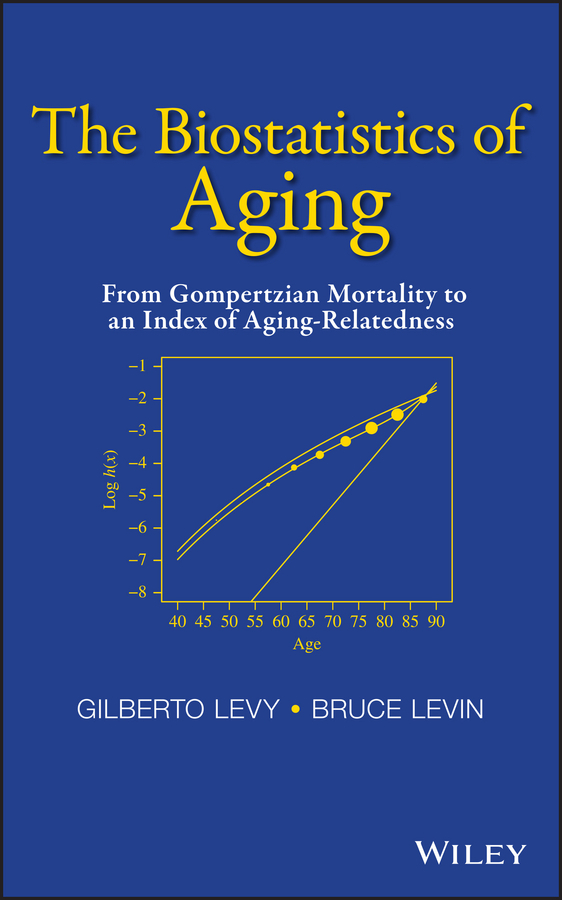 Levin Bruce The Biostatistics of Aging. From Gompertzian Mortality to an Index of Aging-Relatedness