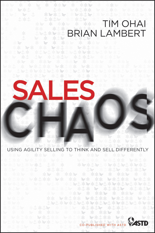 Lambert Brian Sales Chaos. Using Agility Selling to Think and Sell Differently [sa] new original special sales balluff sensor bes m08eh psc15b s04g spot