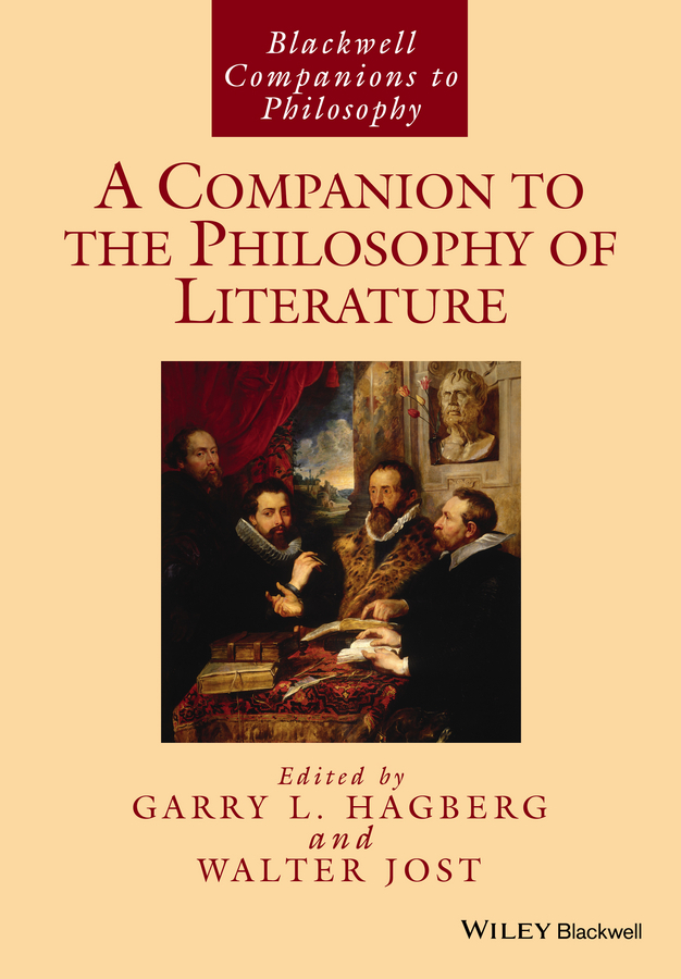 Hagberg Garry L. A Companion to the Philosophy of Literature ISBN: 9781444315608 a new lease of death