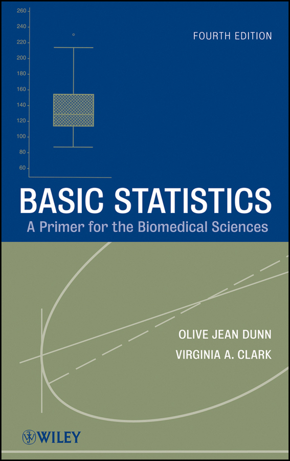Clark Virginia A. Basic Statistics. A Primer for the Biomedical Sciences making sense of data and statistics in psychology