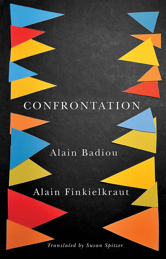 Badiou Alain Confrontation. A Conversation with Aude Lancelin nematodes of wheat in pakistan and their control