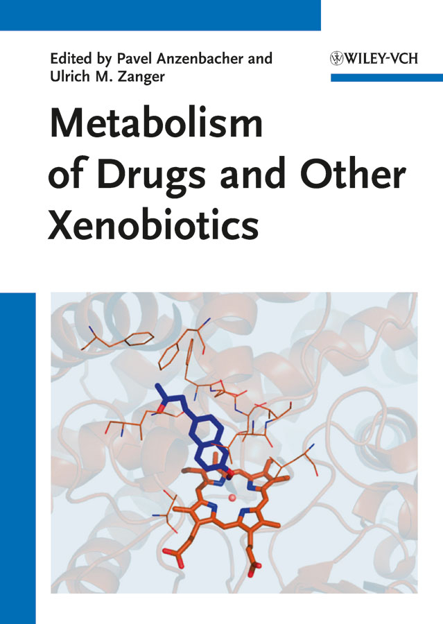 Anzenbacher Pavel Metabolism of Drugs and Other Xenobiotics