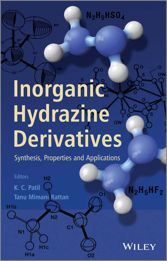 Rattan Tanu Mimani Inorganic Hydrazine Derivatives. Synthesis, Properties and Applications new theophylline derivatives