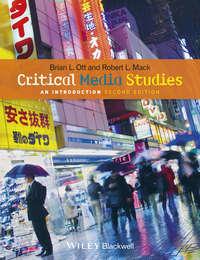 Mack Robert L. - Critical Media Studies. An Introduction