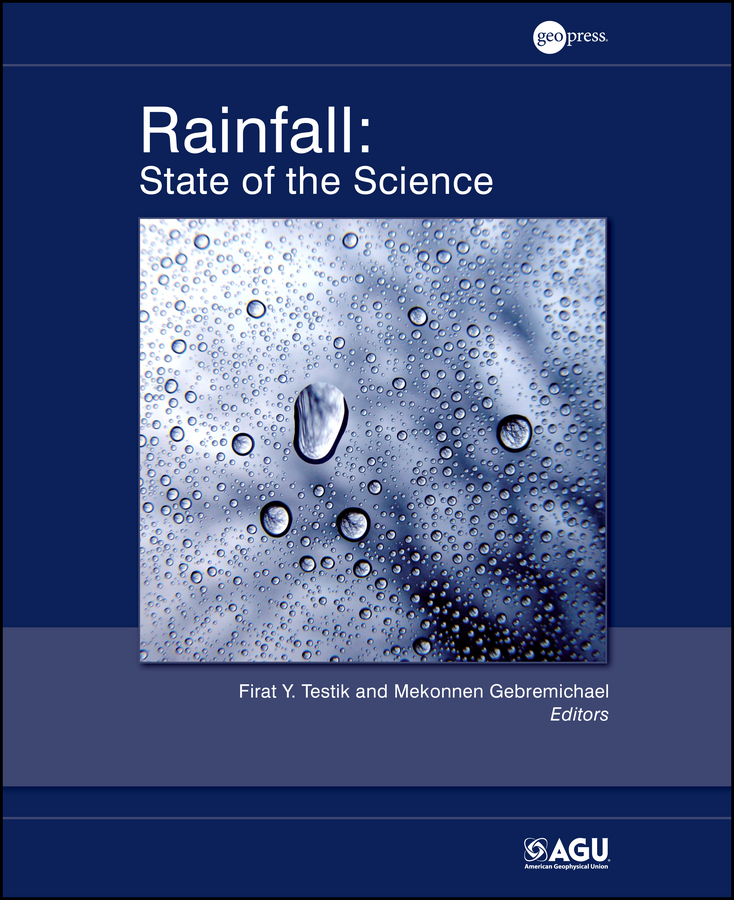 Gebremichael Mekonnen Rainfall. State of the Science ISBN: 9781118672143 hydrotropic solubilization phenomenon for spectroscopic estimation