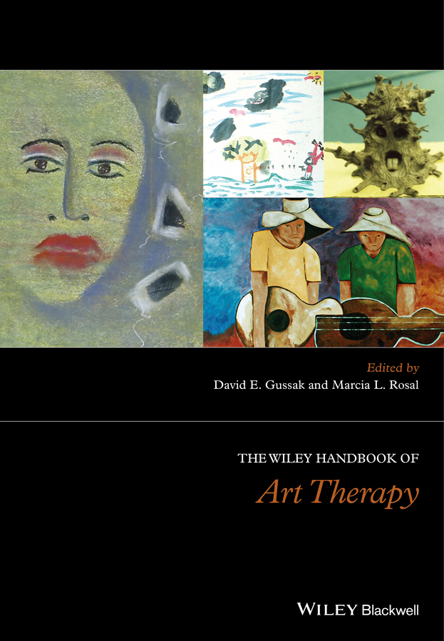 Gussak David E The Wiley Handbook of Art Therapy