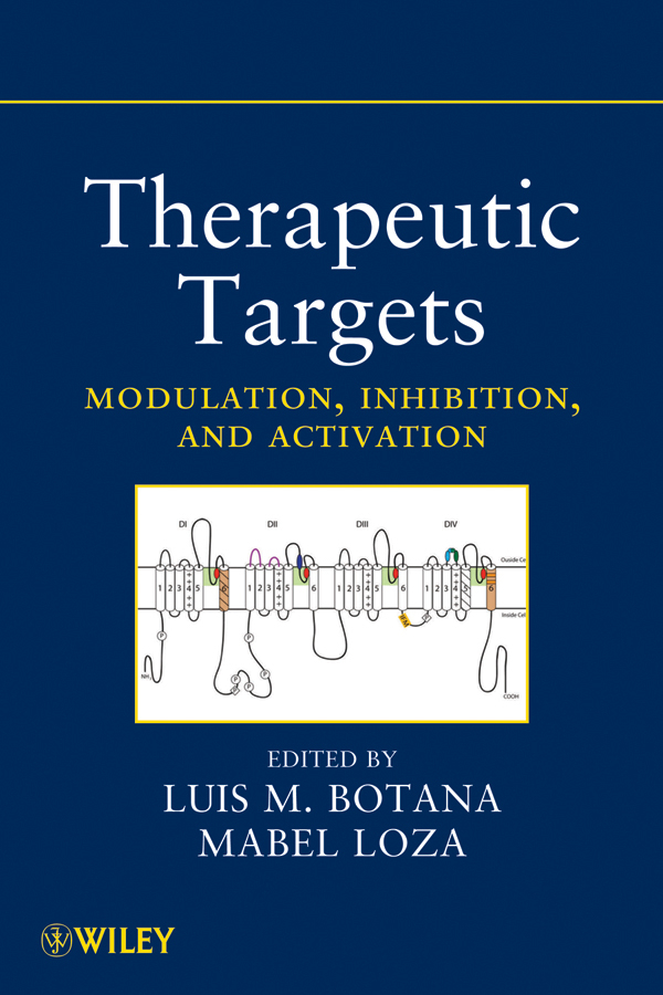 Botana Luis M. Therapeutic Targets. Modulation, Inhibition, and Activation ISBN: 9781118185544 therapeutic efficiency of norgestomet and pmsg in anestrous buffaloes