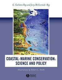 Ray G. Carleton - Coastal-Marine Conservation. Science and Policy