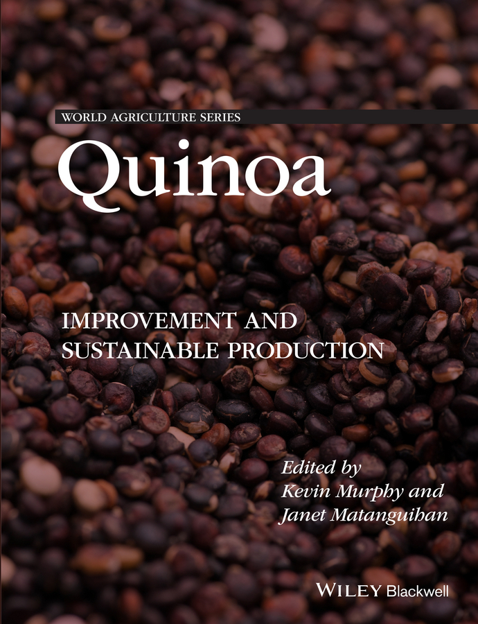 Murphy Kevin S. Quinoa. Improvement and Sustainable Production sustainable production of carbazol derivative
