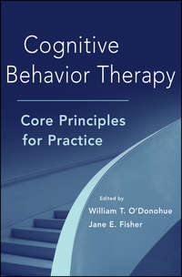 Fisher Jane E. - Cognitive Behavior Therapy. Core Principles for Practice