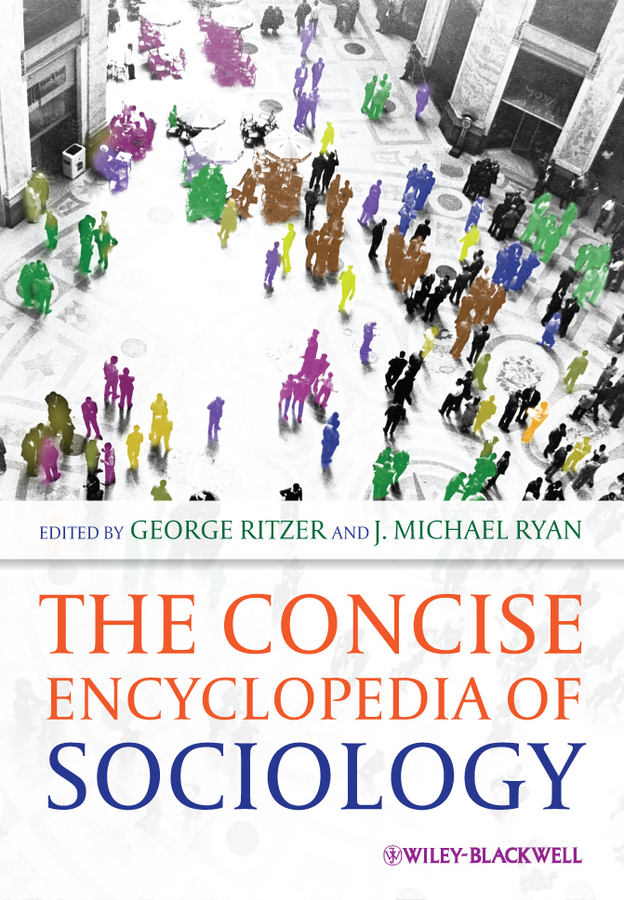 Ryan J. Michael The Concise Encyclopedia of Sociology ISBN: 9781444392630 global sociology