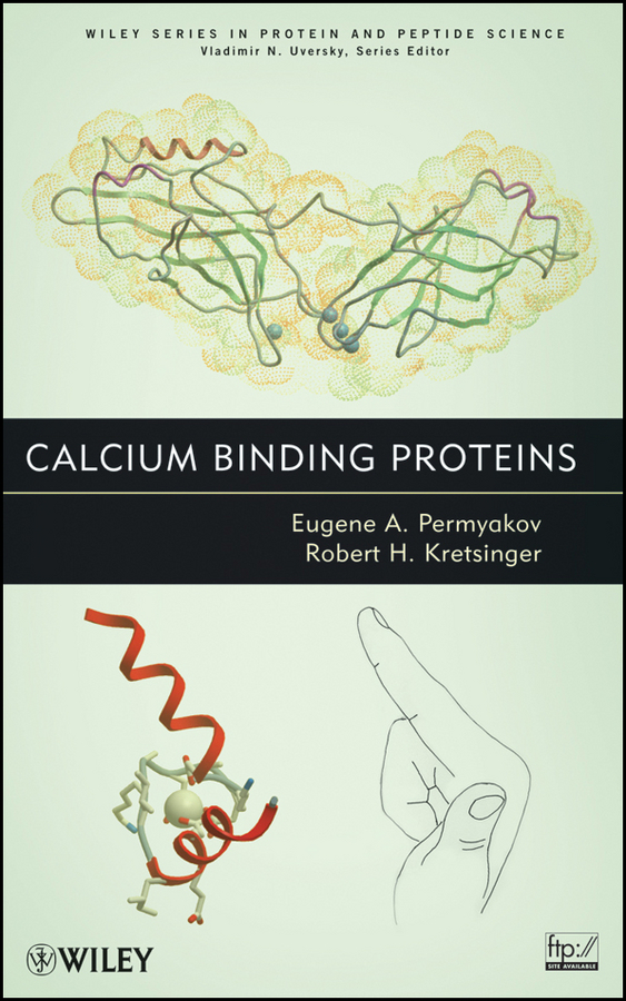 Kretsinger Robert H. Calcium Binding Proteins 2 boxes of tien super calcium produced in jan 2017