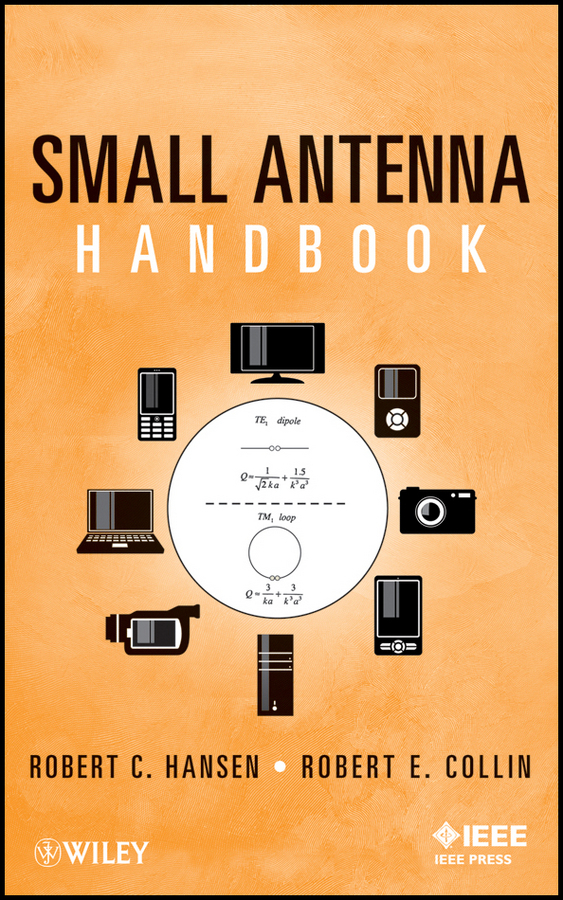 Hansen Robert C. Small Antenna Handbook d k1 5cm mini short antenna sma k 400 470mhz uhf antennas for walkie talkie black 3 pcs