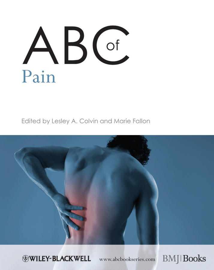 Colvin Lesley A. ABC of Pain arthritis and joint pain solution medical health care product