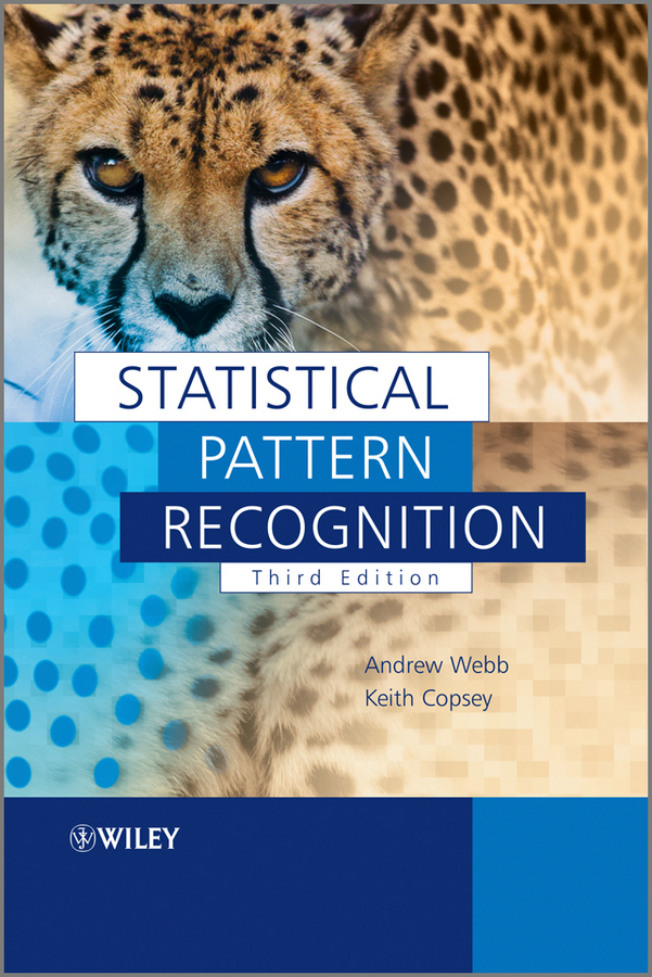Webb Andrew R. Statistical Pattern Recognition ISBN: 9781119952961 брюки спортивные michael kors michael kors mi186embqqd1%2