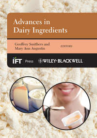Augustin Mary Ann - Advances in Dairy Ingredients