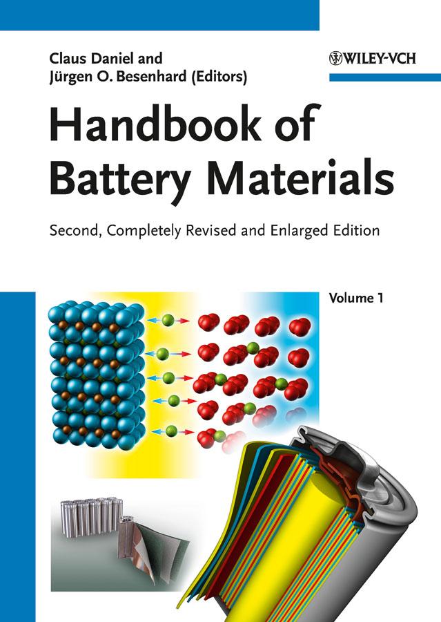 Daniel Claus Handbook of Battery Materials a handbook on stuttering
