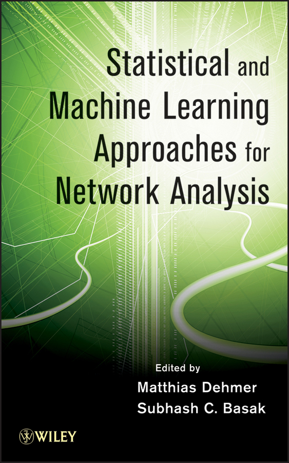 Dehmer Matthias Statistical and Machine Learning Approaches for Network Analysis халаты банные lelio халат