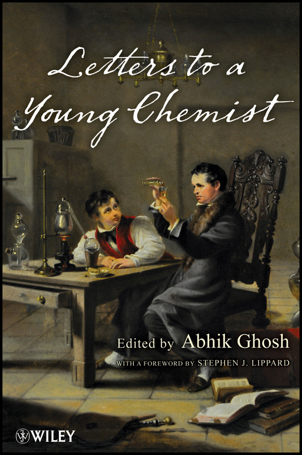 Ghosh Abhik Letters to a Young Chemist how to be a young writer