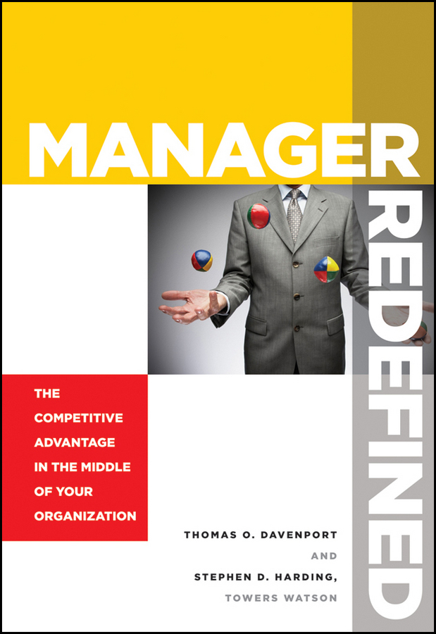 Harding Stephen D. Manager Redefined. The Competitive Advantage in the Middle of Your Organization the impact of motivation related reform on employee performance
