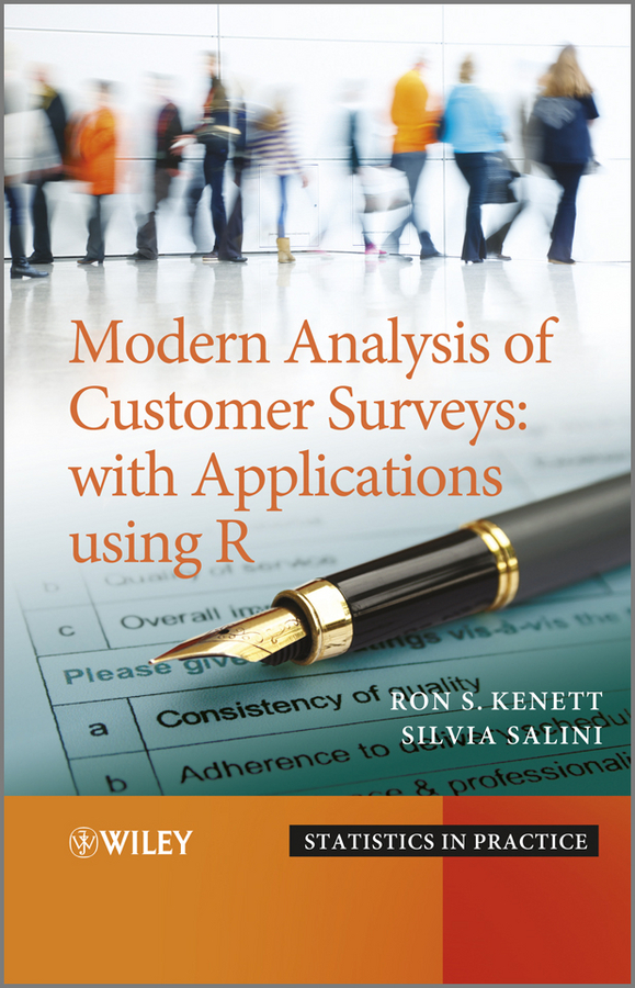 Kenett Ron S. Modern Analysis of Customer Surveys. with Applications using R