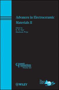 Nair K. M. - Advances in Electroceramic Materials II