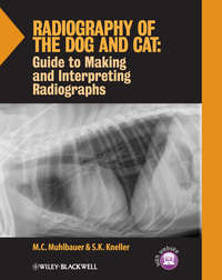 Muhlbauer M. C. - Radiography of the Dog and Cat. Guide to Making and Interpreting Radiographs