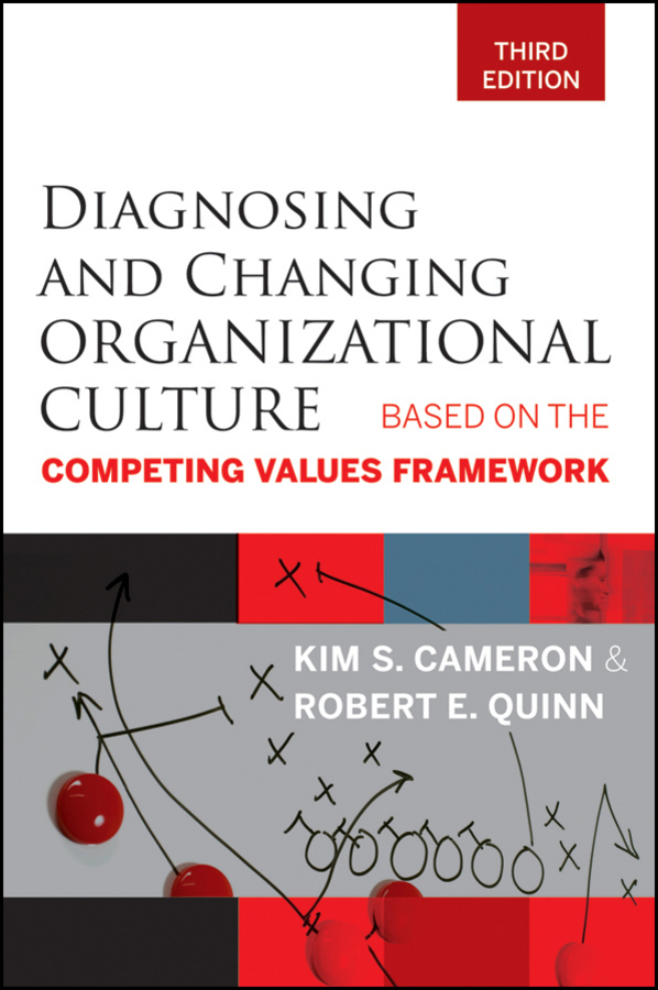 Cameron Kim S. Diagnosing and Changing Organizational Culture. Based on the Competing Values Framework