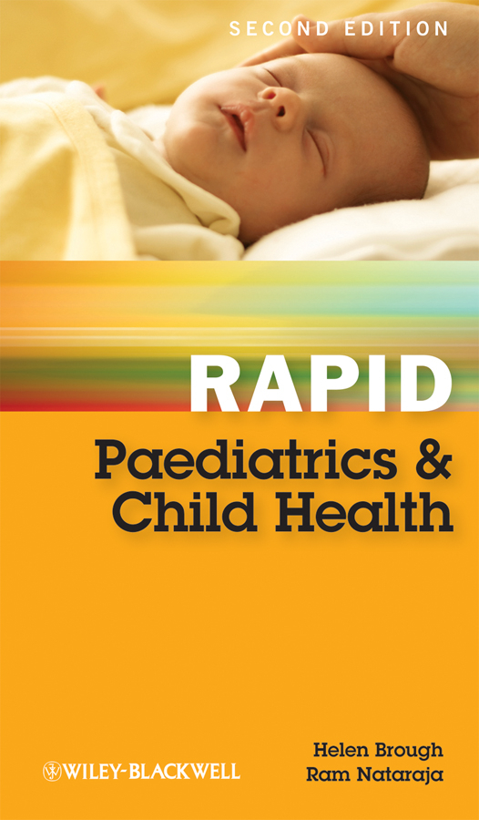 Brough Helen A. Rapid Paediatrics and Child Health