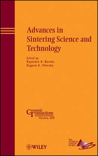 Olevsky E. A. - Advances in Sintering Science and Technology