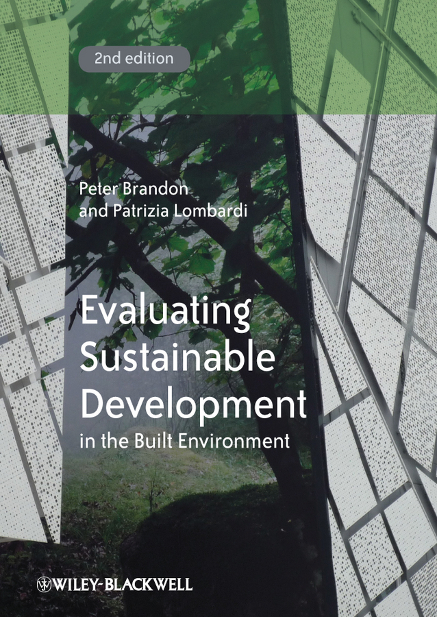 Lombardi Patrizia Evaluating Sustainable Development in the Built Environment education trust fund etf intervention on the university development