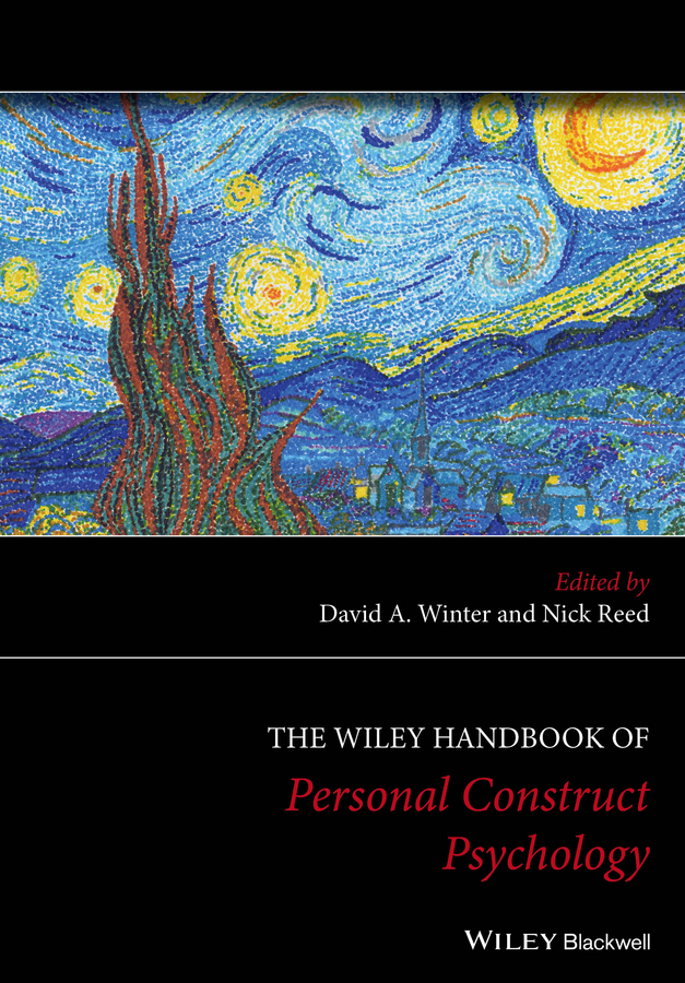 Winter David A. The Wiley Handbook of Personal Construct Psychology