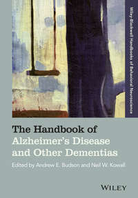 Budson Andrew E. - The Handbook of Alzheimer's Disease and Other Dementias