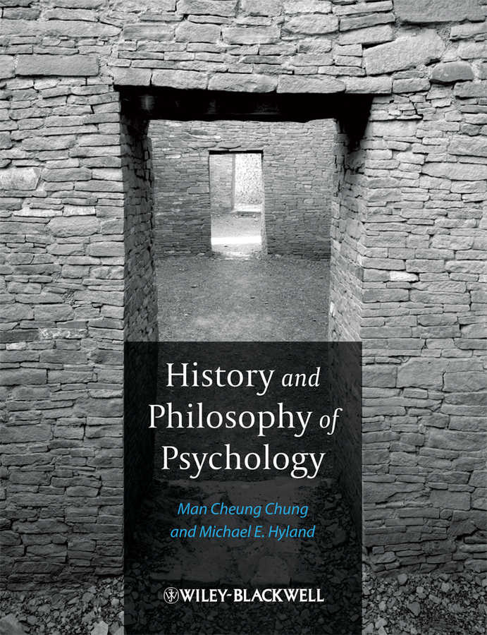 Chung Man Cheung History and Philosophy of Psychology цена