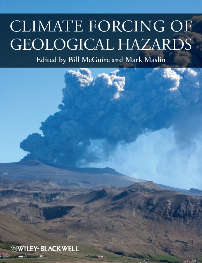 McGuire Bill Climate Forcing of Geological Hazards impact of climate variability