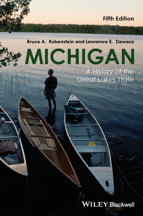 Rubenstein Bruce A. Michigan. A History of the Great Lakes State the state of southern illinois an illustrated history