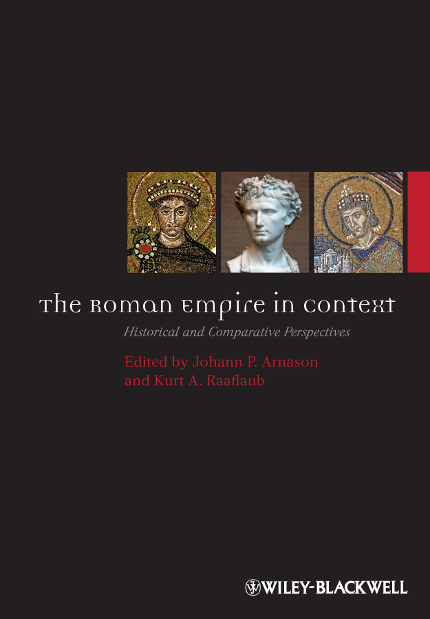 Raaflaub Kurt A. The Roman Empire in Context. Historical and Comparative Perspectives a comparative analysis between conventional