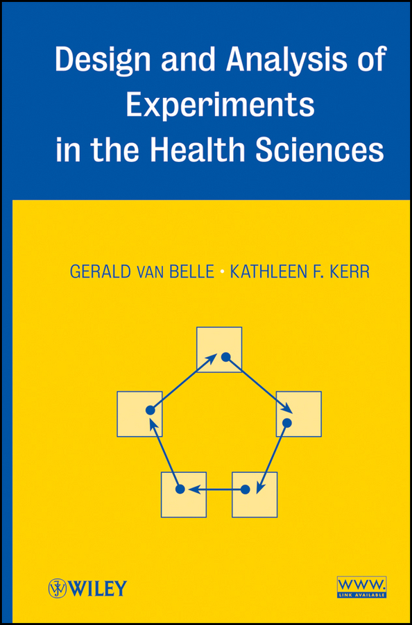 Kerr Kathleen F. Design and Analysis of Experiments in the Health Sciences format 1311