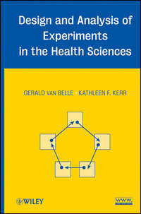 Kerr Kathleen F. - Design and Analysis of Experiments in the Health Sciences