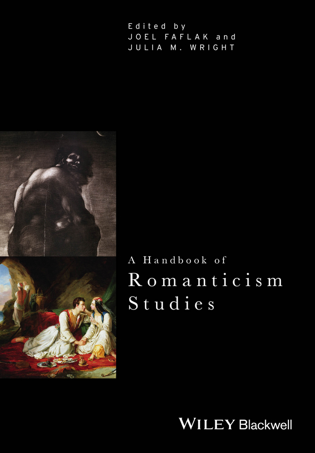 Wright Julia M. A Handbook of Romanticism Studies низ от купальника pcliva norm bottom flow