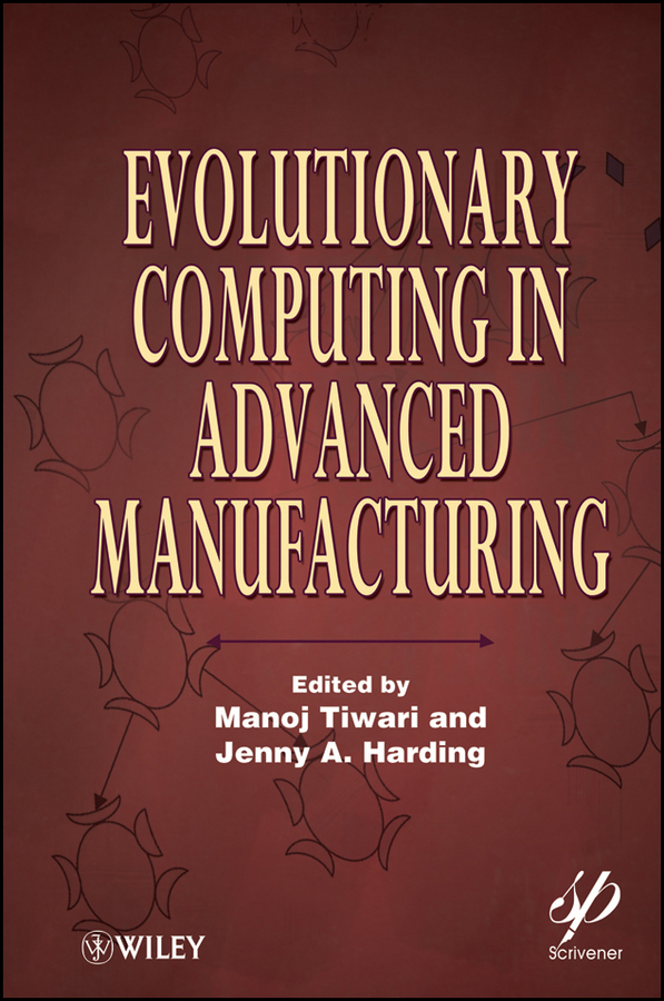 Harding Jenny A. Evolutionary Computing in Advanced Manufacturing цена