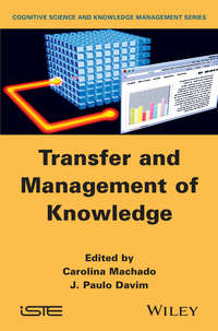 Machado Carolina - Transfer and Management of Knowledge