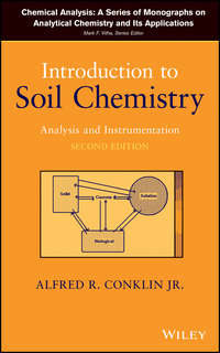 Vitha Mark F. - Introduction to Soil Chemistry. Analysis and Instrumentation