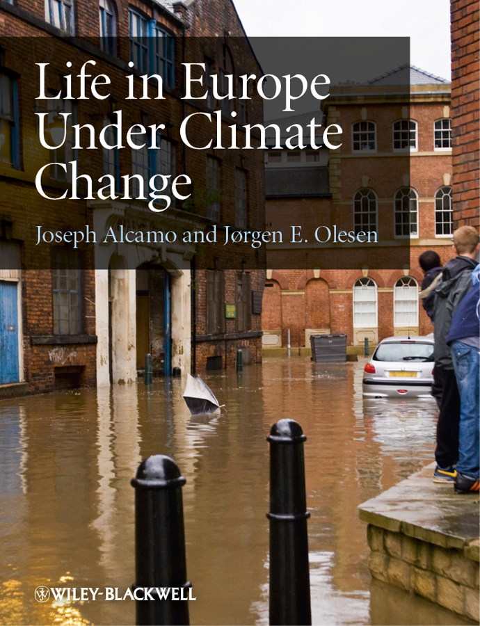 Alcamo Joseph Life in Europe Under Climate Change examples of crop adaptation to climate change